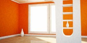 Секреты восприятия оранжевого цвета в интерьере